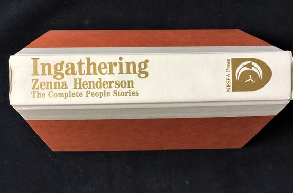 Ingathering The Complete People Stories Of Zenna Henderson Etsy
