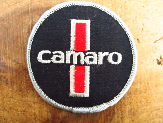 Vintage New Old Stock Camaro Patch Chevy Camaro Patch Etsy