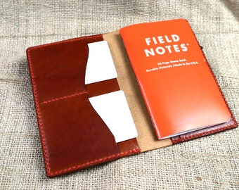 Field Notes cover, Notebook cover, Personalized