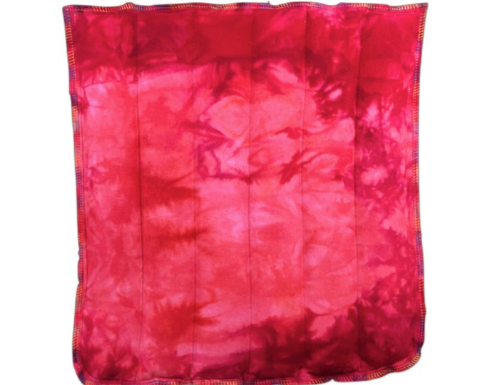 Microwave Heat Soothing Therapy Flax Rice Bag Pack - Rice Heating Pad