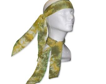 Neck Cooler Cold Cooling Wrap Ties Bandana Scarf Ties, Sweatband