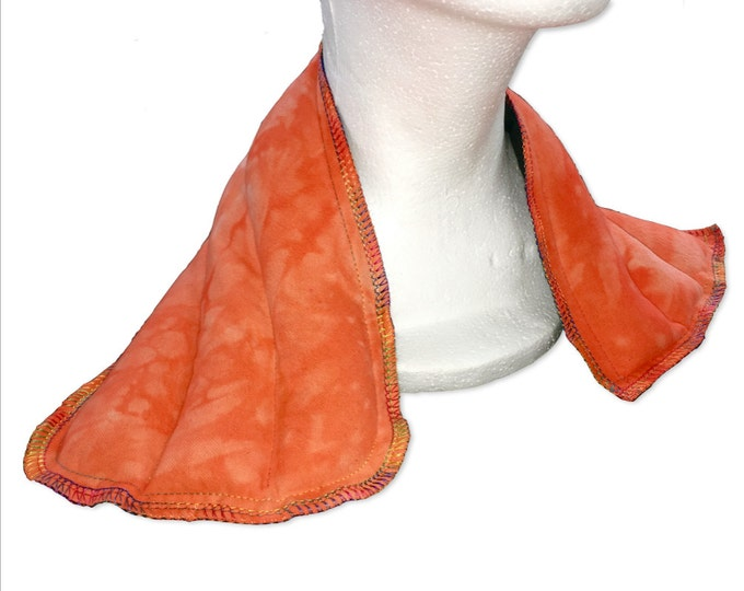 Microwave Neck Wrap Rice Bag Heating Pad - Shoulder Neck Warmer