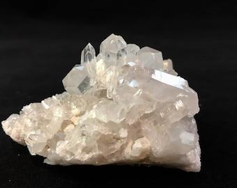 "Arkansas Crystal Quartz Cluster, approx. 3"" x 3"""