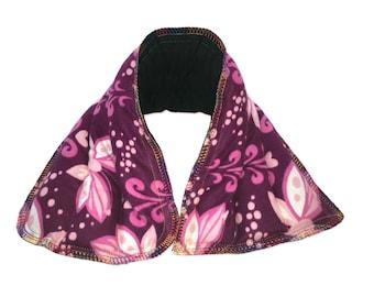 Flax Rice Bag Neck Warmer Heating Pad - Organic & Aromatherapeutic