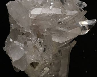 "Arkansas Crystal Quartz Cluster 1.5""x 1.5"" {Item#49}"