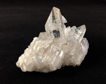 "Arkansas Crystal Quartz Cluster, 2 inches, 2"" x 2"""