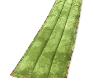 Microwave Neck Wrap Rice Bag - Extra Long Organic Hot Pack