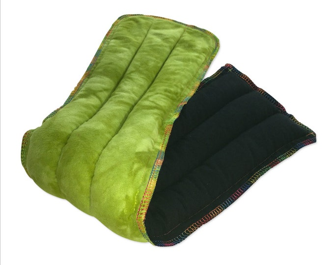 Microwave Rice Bag Heating Pad - Neck Back Wrap
