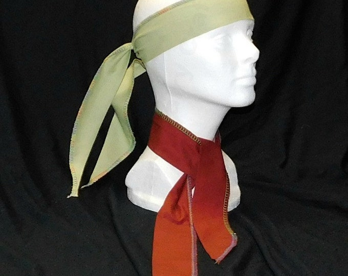 Neck Cooler, Head Wrap, Cold Wrap, Cooling Wrap, Cool Ties, Cooling Ties, Cooling Bandana