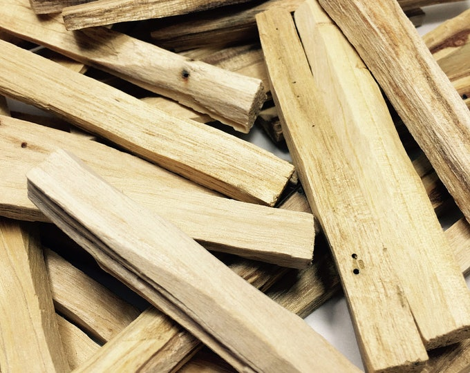 Palo Santo 1 oz Bag, Palo Santo Sticks