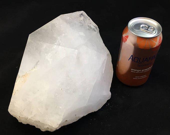 "Massive Arkansas Crystal Shard, 9"" x 6"" - {Item#7}"