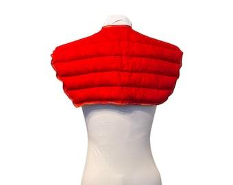 Microwave Rice Heating Pad - Herbal Shoulders & Neck Arthritis Fibromyalgia Relief Extra Large