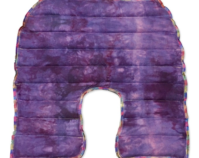 XL Microwave Rice Heating Pad - Herbal Shoulders & Neck Arthritis Fibromyalgia Relief