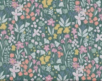 Green Fields Fabric