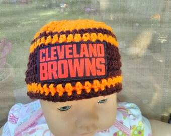 Jacksonville Jaguars inspired baby hat toddler hat winter  3aa8e1c9ae73