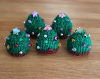 Christmas Knitting Patterns For Ferrero Rocher.Christmas Knit Etsy