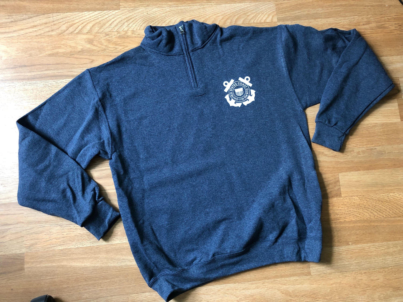 7c01fb61 Quarter Zip Sweatshirt Custom Ink