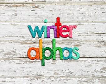 Winter Fun! Alphas
