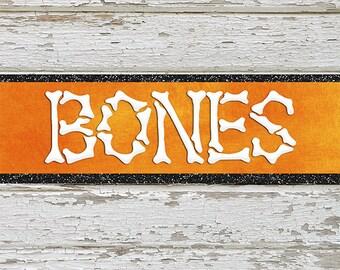 Bones Alpha