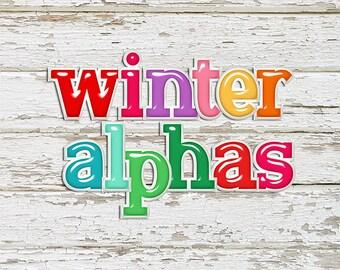 Winter Fun! Alphas Two