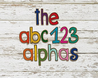 ABCs Alphas Two
