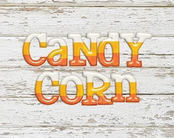 Candy Corn Alphas