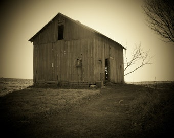 "Photography Digital File -""Old Barn"""