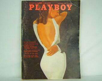 November 1967 PLAYBOY Magazine - MATURE CONTENT - Vargas Girl - Hugh Hefner - Sex, Ecstasy & Psychedelic Drugs - Sixties Playboy - 18-16