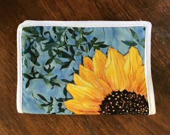Sunny disposition wallet