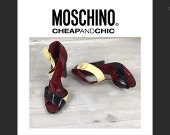 Moschino shoes | Etsy