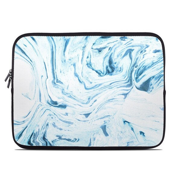 Azul Marble MacBooks Zipper Sleeve Bag Cover Fits Most Laptops