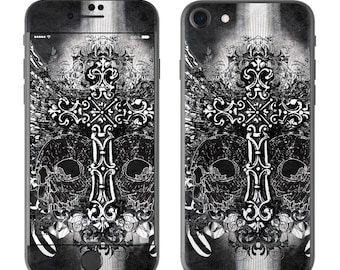 Black Revival by Sanctus - iPhone 7/7 Plus Skin - Sticker Decal