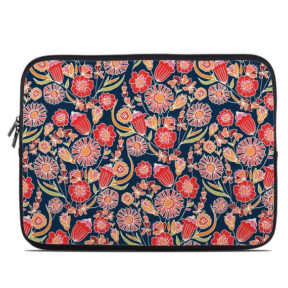 Carnival Paisley MacBooks Fits Most Laptops Zipper Sleeve Bag Cover