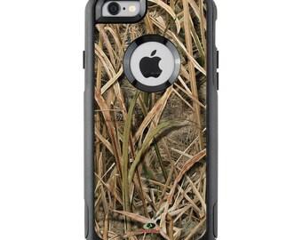 Mossy Oak OtterBox Case Skin - Shadow Grass Blades Camo - Sticker - iPhone 4/5/6/6+, Galaxy S4/S5/S6/S7, Note 3/4/5