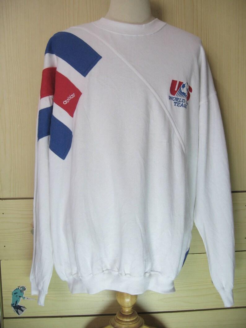 a97bc9573b4 Vintage Adidas USA America World cup 1994 Football Soccer