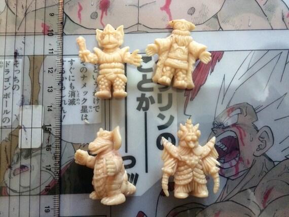 Japan Popy Ultraman Full set of 6 Figure Part 2