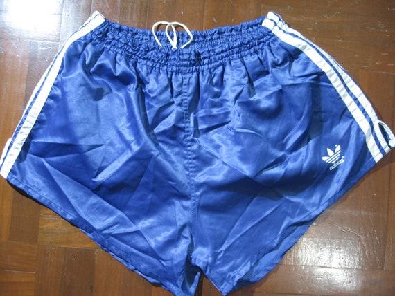 Vintage 1980s Adidas Sprinter Shorts. in 2019   Adidas