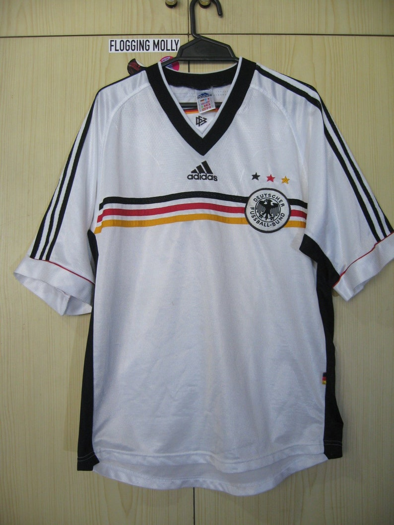 6c906dbb0 Originals Vintage Germany World cup 1998 Home Kit Football