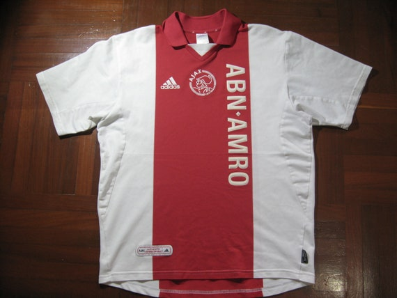 Vintage AUTHENTIC Adidas Ajax Amsterdam Holland Netherlands  3a75d66dd