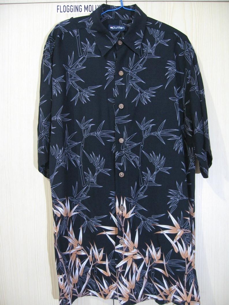 Vintage Long Sleeve Hawaiian Shirts | Azərbaycan Dillər