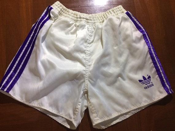 sexy adidas chiny shorts 80s