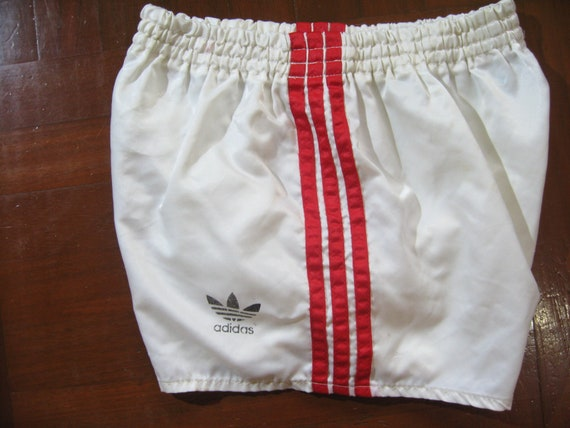 RARE TRUE VINTAGE ADIDAS sport shorts WEST GERMANY