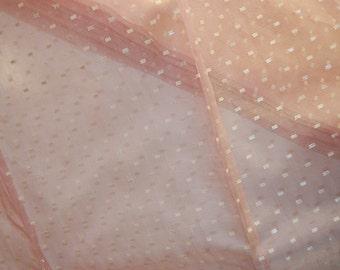 100% Silk Organza Novelty.