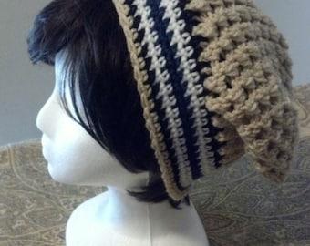 Castiel Inspired Slouchy Hat