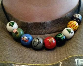 Annabeth Chase, Camp Half-Blood Beads