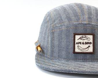 f6e79c8e926 5 Panel Hat Pencil Hat Camp Cap Carpenter Hat Baseball Cap Snapback Trucker Hat  Five Panel Hat Mens Ball Cap Camper Cap Mens gifts Under 50
