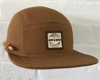 802f529d2ed Handmade 5 Panel Hat Baseball Cap Snapback Trucker Hat Five panel hat Hat  Men Men Hat Gifts for Him Gifts under 50 Baseball Hat 5panel Cap