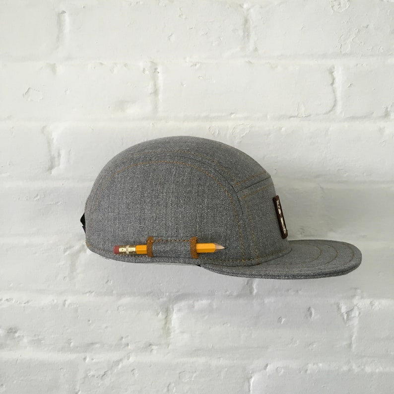 68fbf1a53b966 Grey hat Mens hats carpenter hat woodworkers gifts for