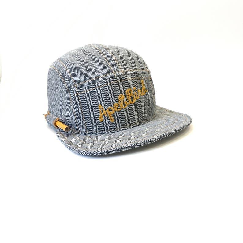 mens hat , ball cap , baseball cap , five panel hats, pencil hats, denim  hat , mens caps , lids , gifts for men , carpenter hat , woodworker