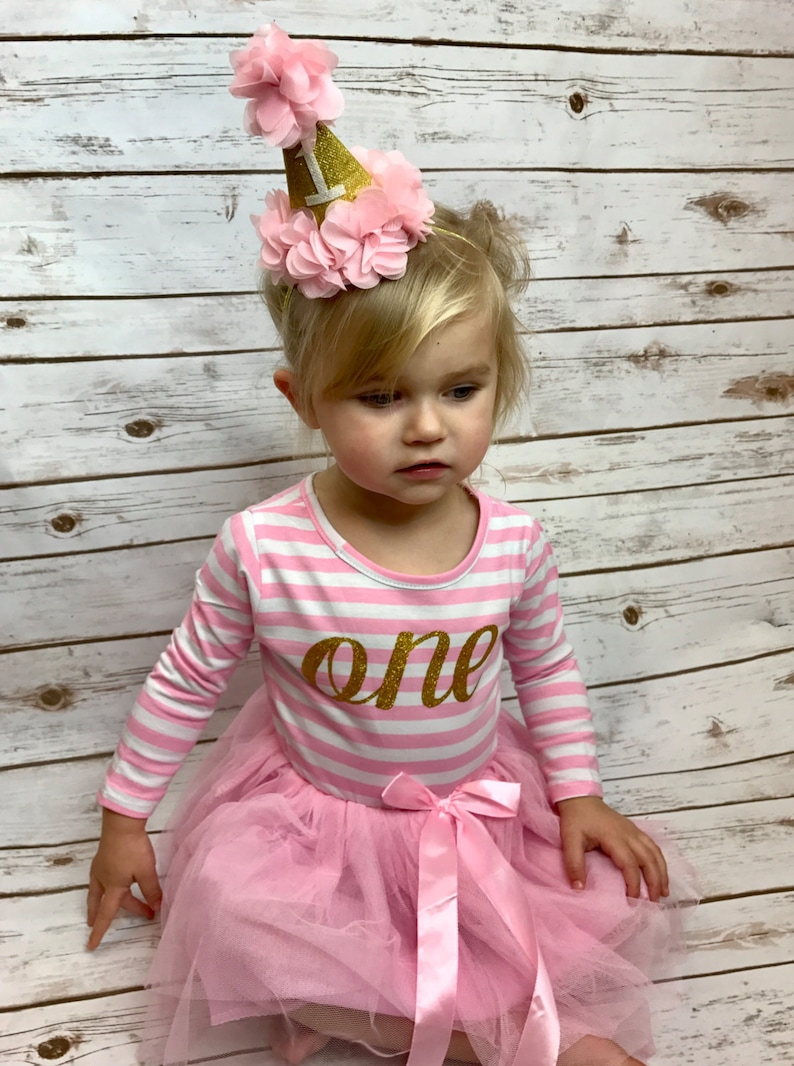 d8ad38b5e9a4 First Birthday Outfit Girl First Birthday Dress Cake Smash | Etsy